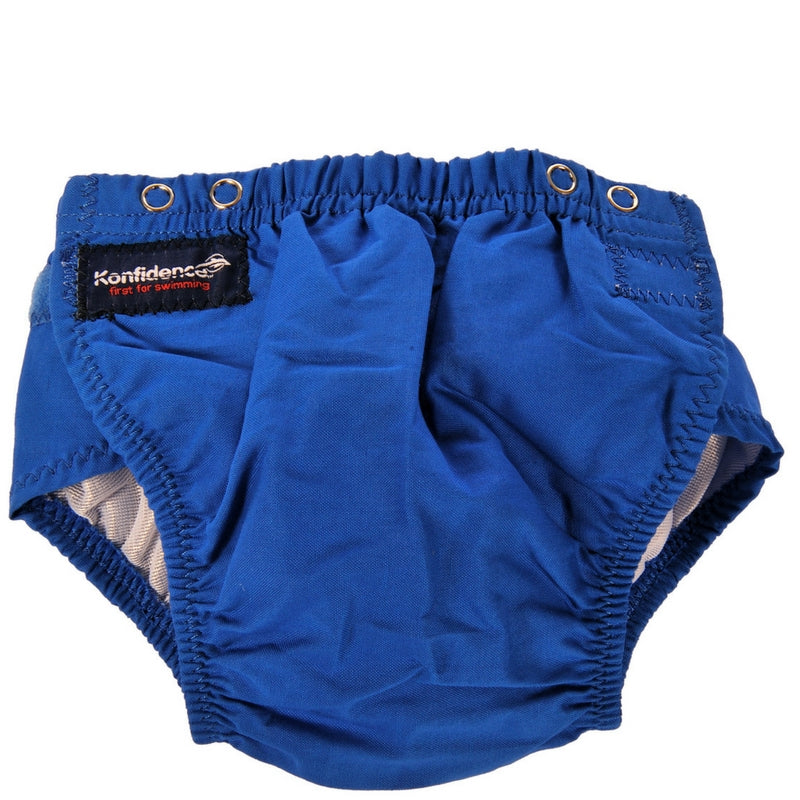 Aqua/Swim Nappy - blue