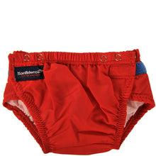 Aqua/Swim Nappy - red
