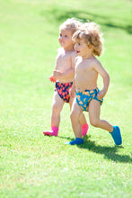 Aqua/Swim Nappy - seafriends navy