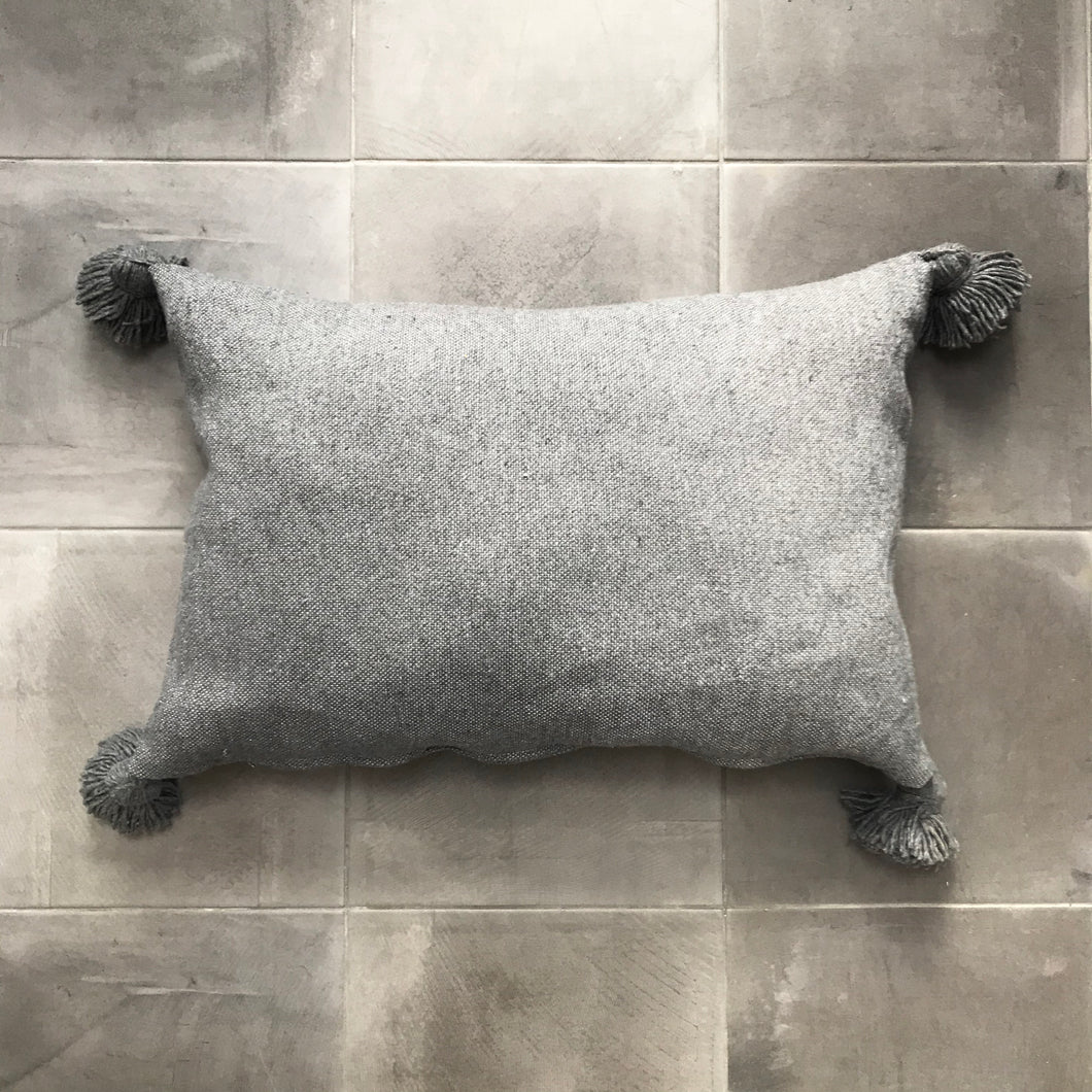 Pillow Antraciet | 60/40 | Incl. filling
