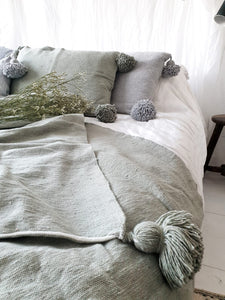 Blanket Green | 250/160 | Single bed