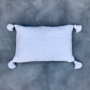 Pillow 60x40 | White | Incl. filling