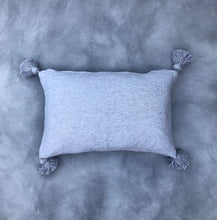 Load image into Gallery viewer, Pillow 60x40 | Grey | Incl. filling