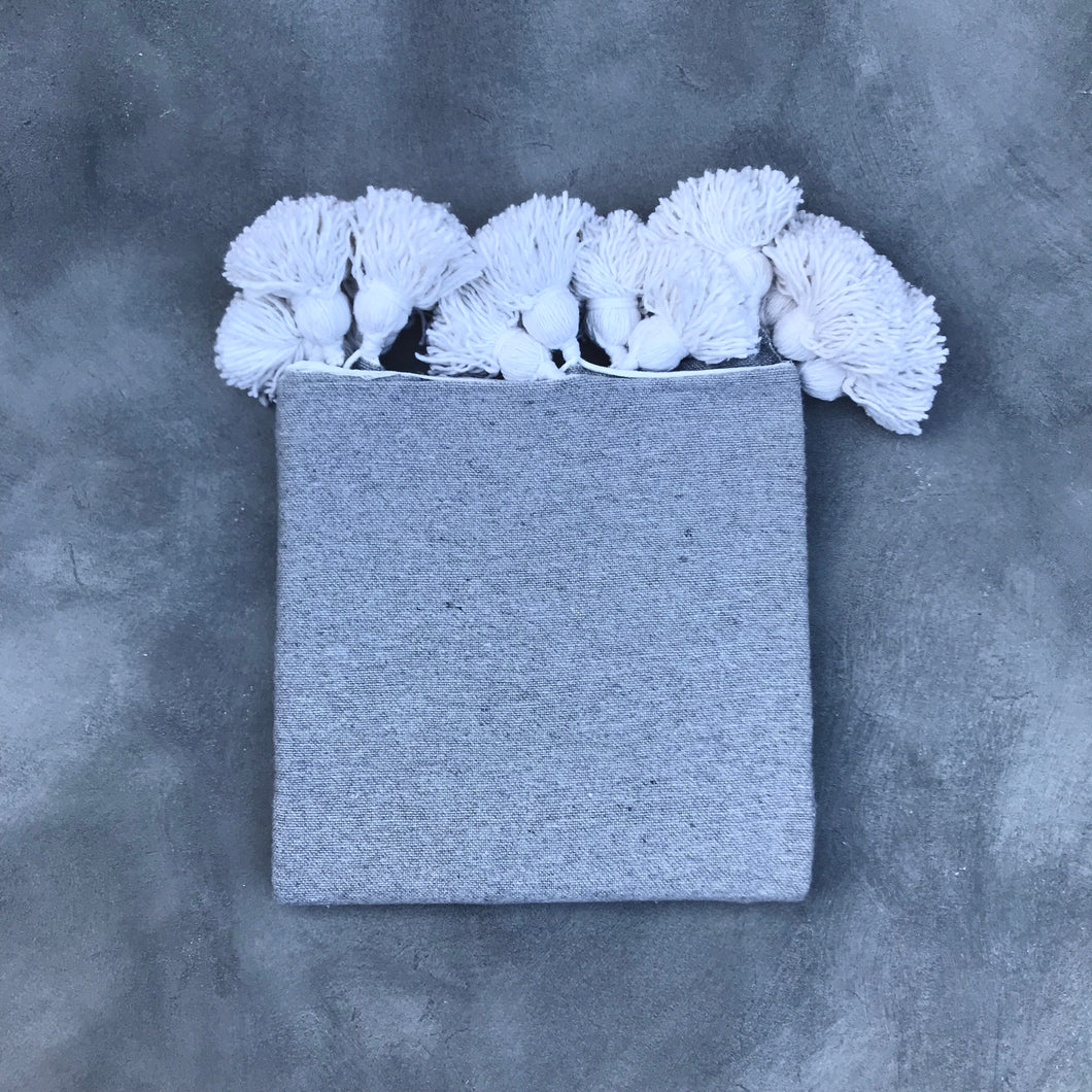 Blanket Grey/White | 150/150