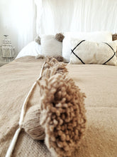 Load image into Gallery viewer, 2x Pillow | Cream + Camel