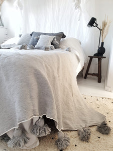 Blanket Grey | 250/160 | Single bed