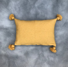 Load image into Gallery viewer, Pillow Yellow | 60/40 | Incl. filling