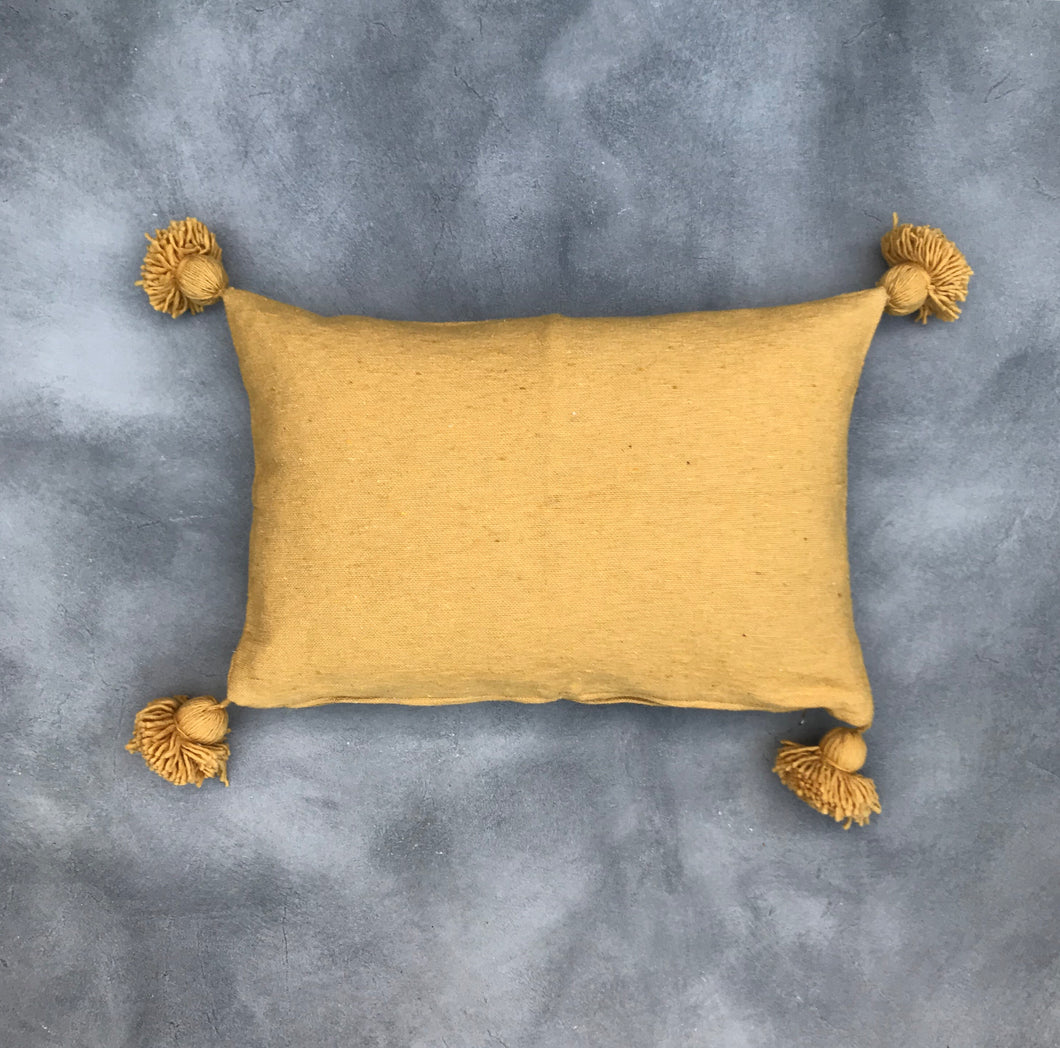 Pillow Yellow | 60/40 | Incl. filling