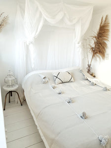 Blanket Cream | 250/160 | Single bed