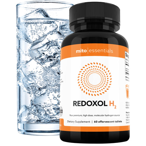 6 BOTTLE BUNDLE - REDOXOL H2 MOLECULAR HYDROGEN SUPPLEMENT