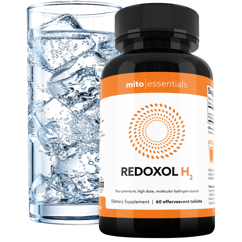 3 BOTTLE BUNDLE - REDOXOL H2 MOLECULAR HYDROGEN SUPPLEMENT