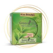 Polvos Compactos Kiss Beauty - Green Tea