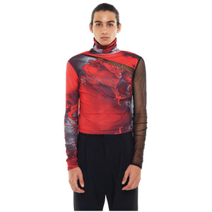Red Dragon Top
