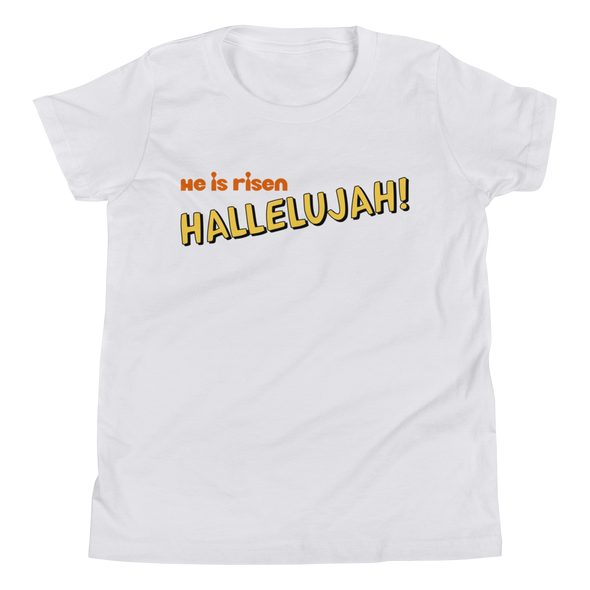 Hallelujah! Youth Tee