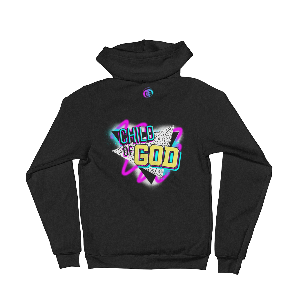 Lost & Found Child of God Hoodie