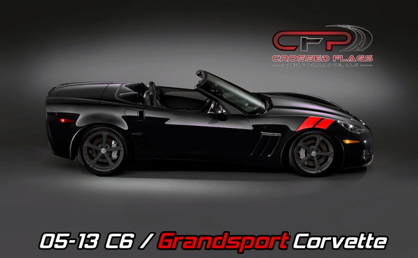 05-13 C6 / C6 Grandsport Corvette Packages