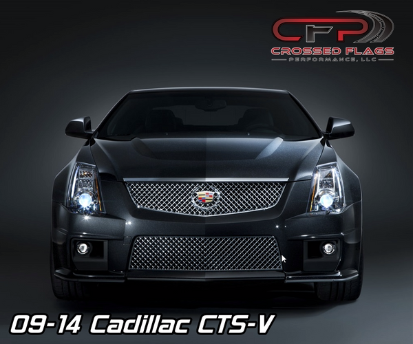09-14 Cadillac CTS-V Packages