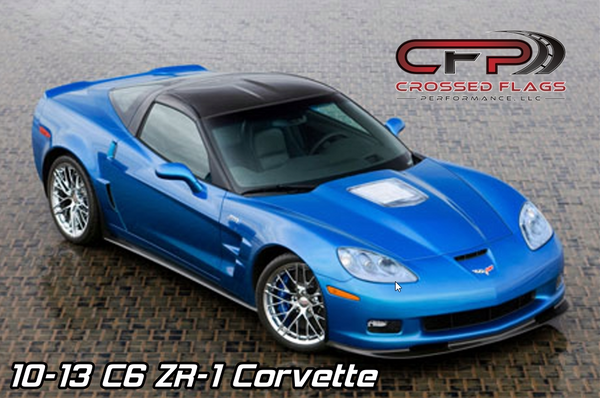 10-13 C6 ZR-1 Corvette Packages