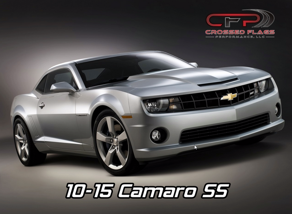 10-15 Camaro SS Packages