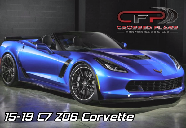 15-19 C7 Z06 Corvette Packages