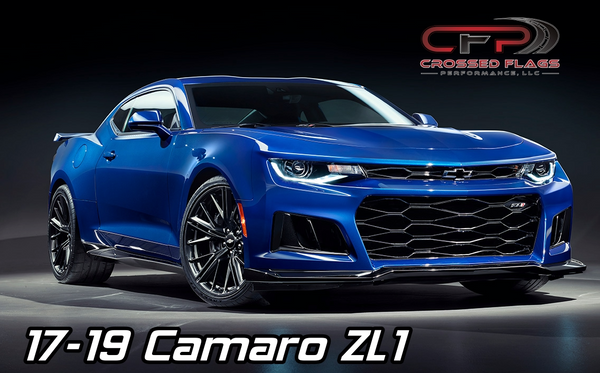 17-19 Camaro ZL1 Packages