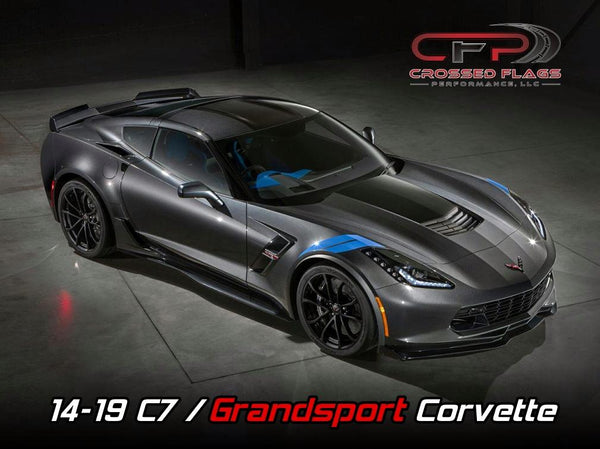 14-19 C7 Corvette Z51 / Grandsport Packages