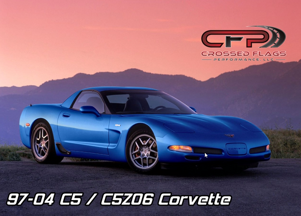 97-04 C5 / C5 Z06 Corvette Packages