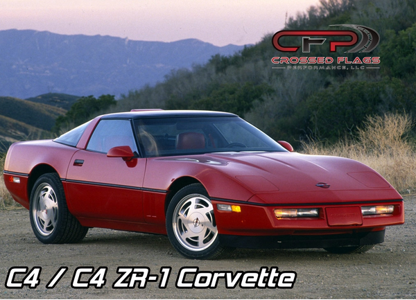 C4 / C4 ZR-1 Corvette Packages