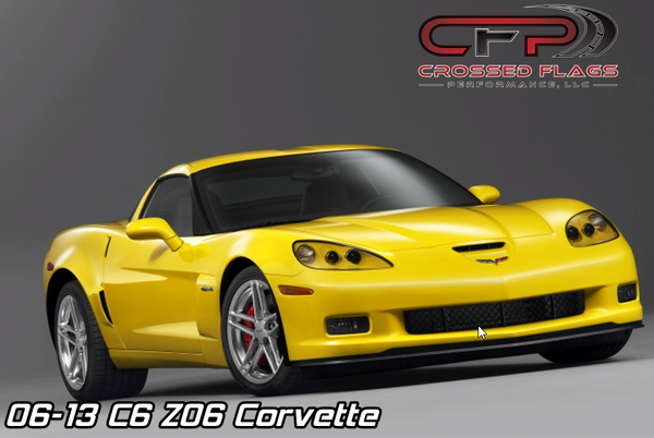 06-13 C6 Z06 Corvette Packages