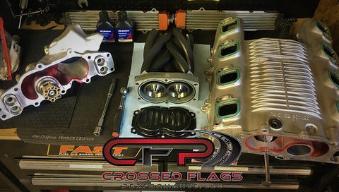 CFP-LT4 Supercharger Porting-C7Z06 Corvette