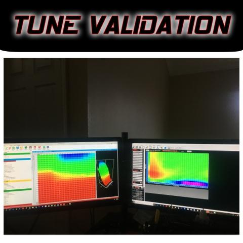 Validation-Tuning-Crossed Flags Performance LLC-CFP