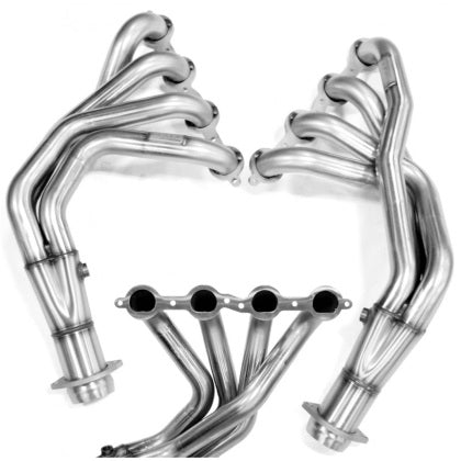 "Kooks 1 7/8"" Long Tube Headers - Crossed Flags Performance, LLC - 510 Race Engineering"