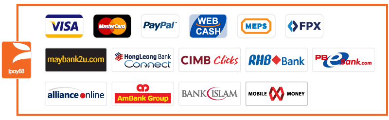 Kawan Food Payment Options