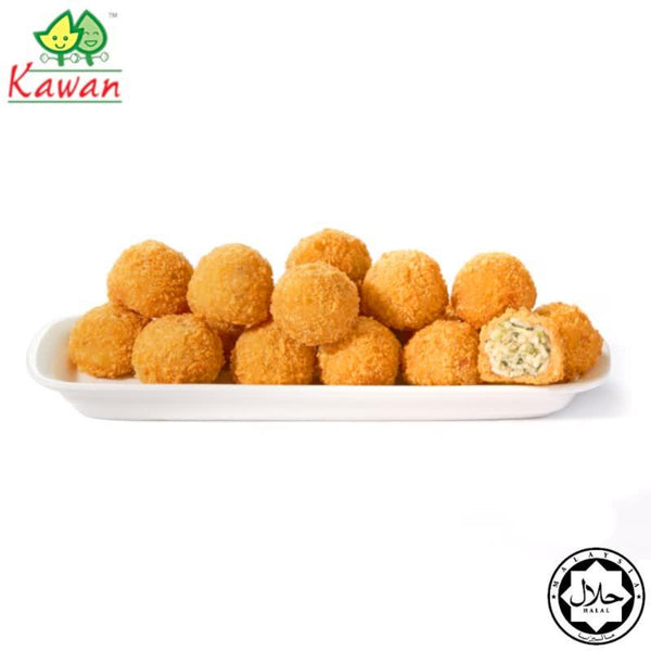 KAWAN Cheesy Italian Rice Bites (11 pcs - 250g)