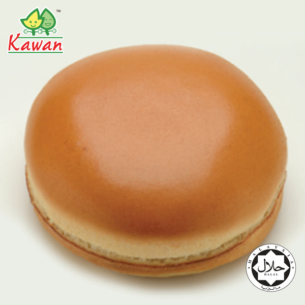 "KAWAN Brioche Burger Bun 4.5"" Sliced (6 pieces x 95g)"