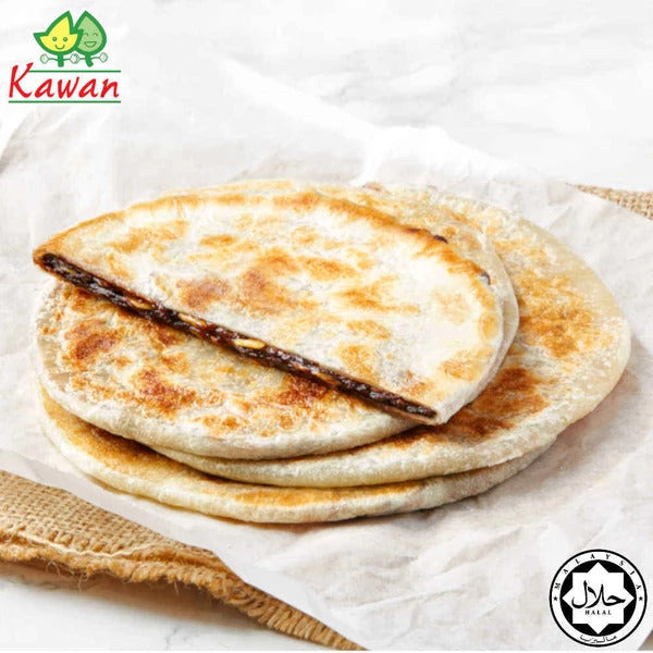 Banana Chocolate Paratha (3 pcs - 180g) (Expiry: 28 November 2020)