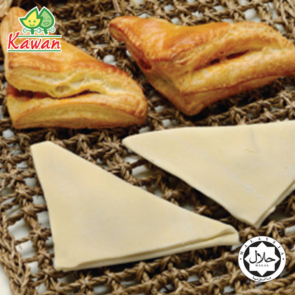 KAWAN Chicken Curry Puff Triangle (18 pieces x 75g)