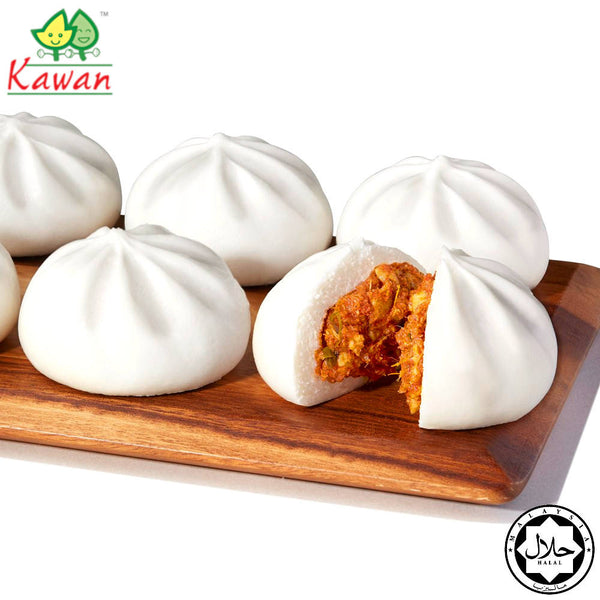 [Carton] Chicken Rendang Bun (6 pcs x 12 packets)