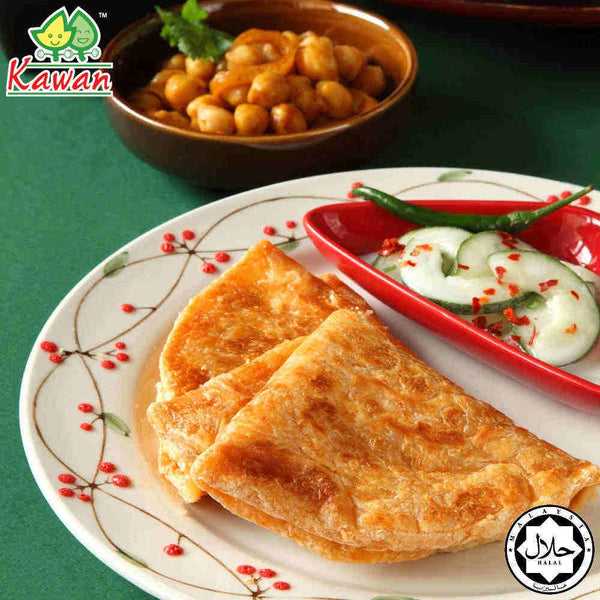 [Carton] Chili & Garlic Paratha (5 pcs x 24 packets)