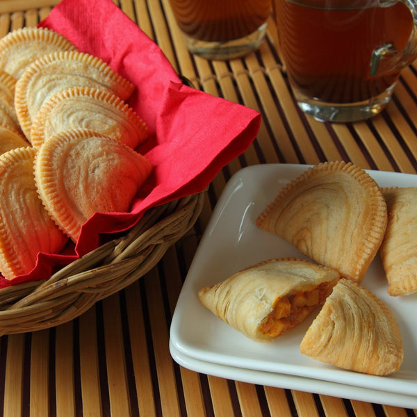 Vegetable Curry Puff (16 pcs - 400g)