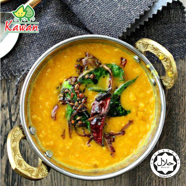KAWAN [FS] Dhal Curry (400g)