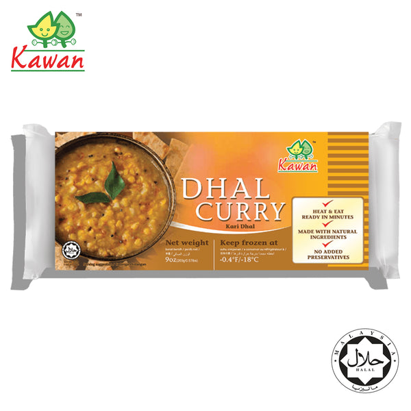 KAWAN Dhal Curry (2 cups x 130g)