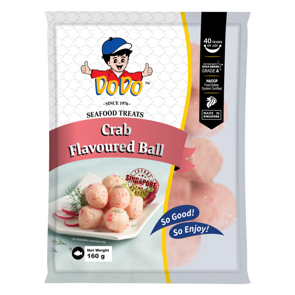 DODO Crab Flavoured Ball (160g)