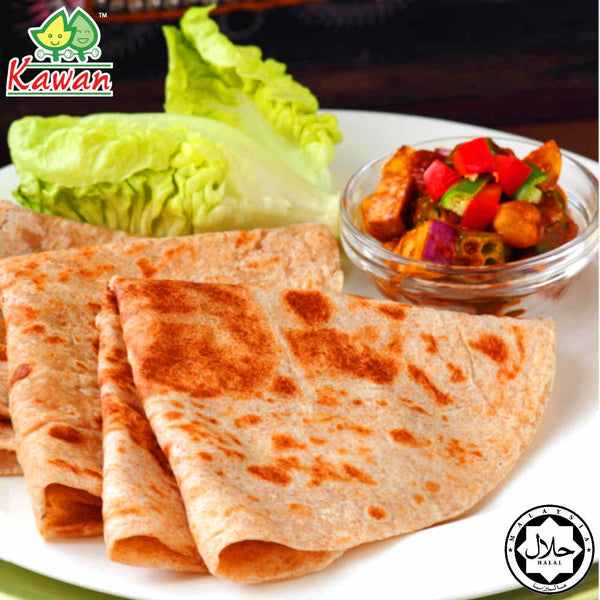 [Carton] Ezy Chapatti (6 pcs x 24 packets)
