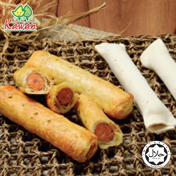 KAWAN Firecracker Sausage Roll (18 pieces x 95g)