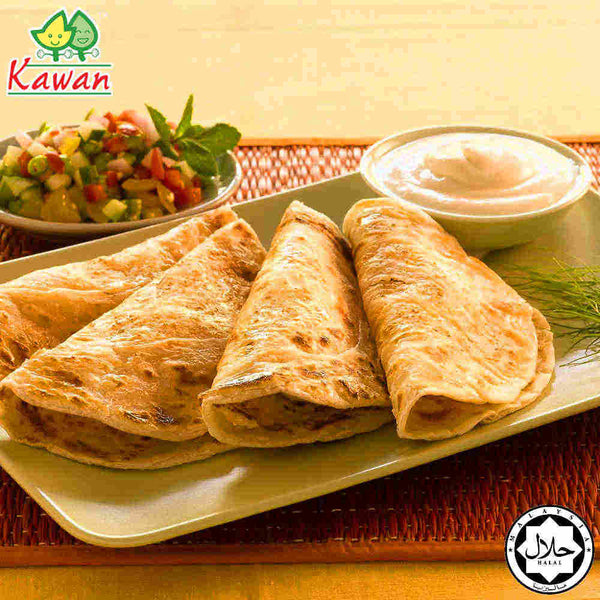 [Carton] Flakey Paratha (5 pcs x 24 packets)
