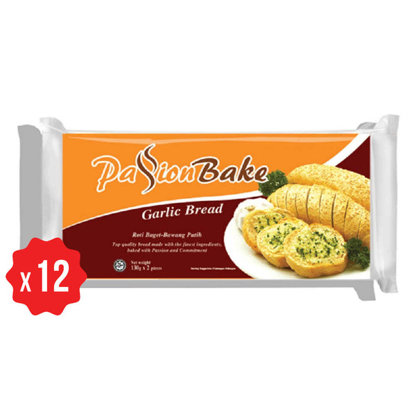[Carton] Garlic Bread (260g x 12 packets)