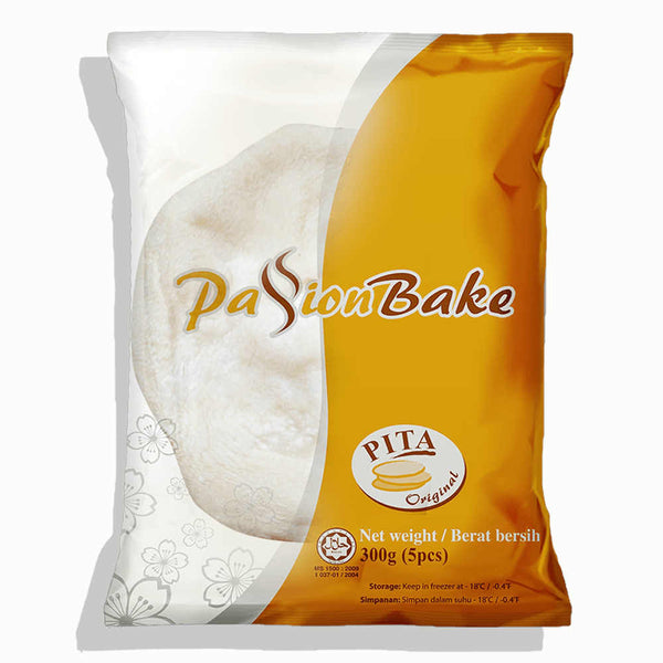 Pita Bread Original (5 pcs - 300g)