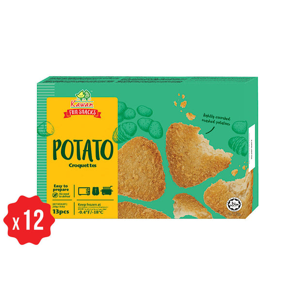 [Carton] Potato Croquette (13 pcs x 12 packets)