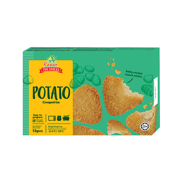 Potato Croquette (13 pcs - 250g)
